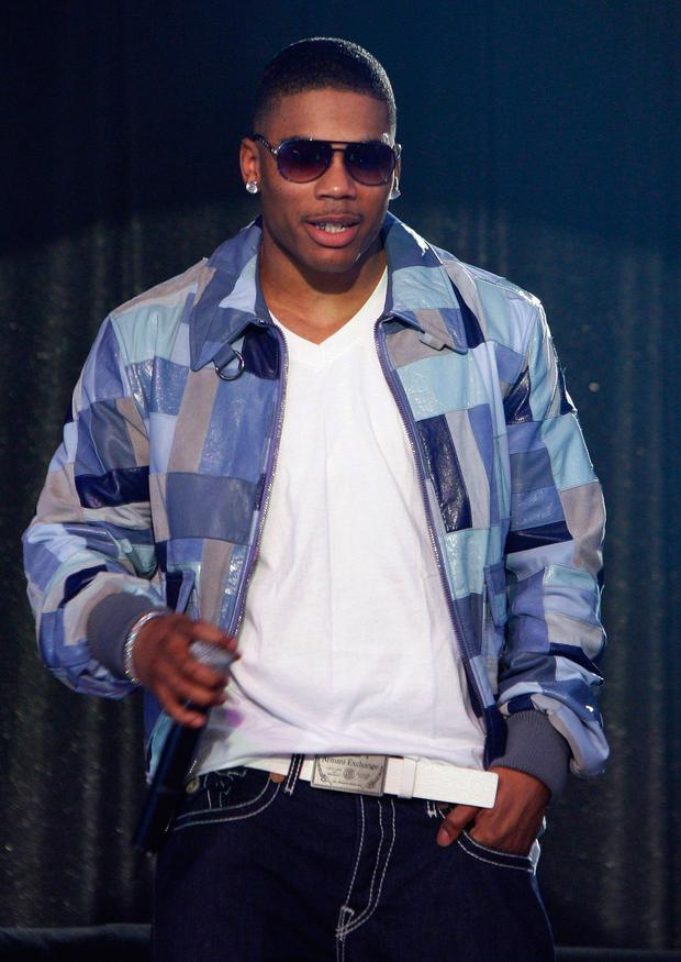 US rapper Nelly performed in Jeddah in December. Photo: Reuters