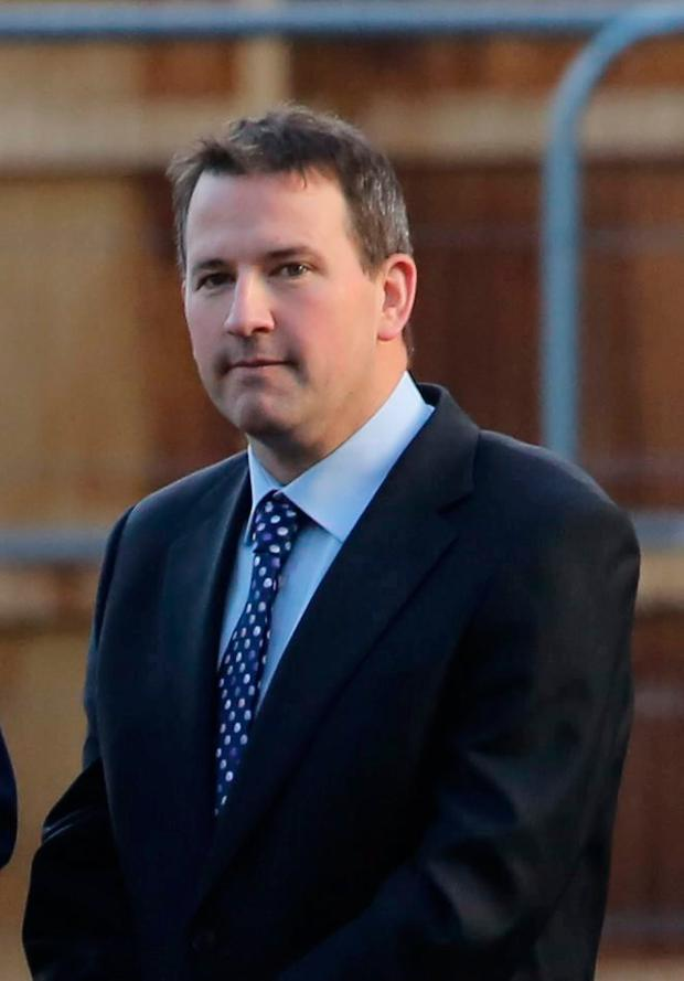 Convicted murderer Graham Dwyer claims he is innocent. Picture: Collins