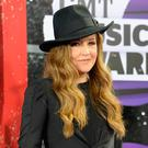 Lisa Marie Presley attends the 2013 CMT Music awards at the Bridgestone Arena on June 5, 2013 in Nashville, Tennessee. (Photo by Jason Merritt/Getty Images)