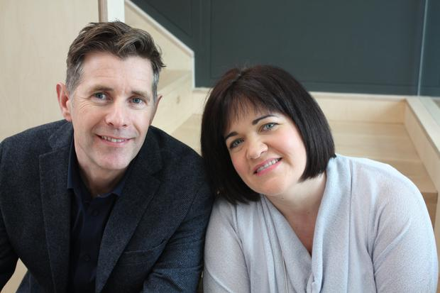 Room to Improve: Dermot Bannon with homeowner Susie