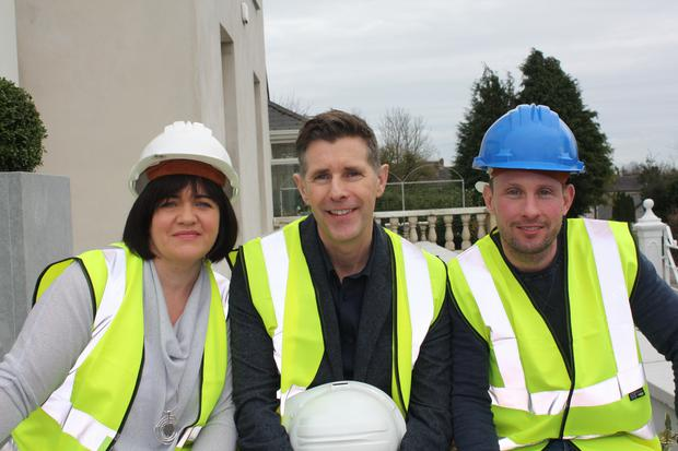 Room to Improve: Dermot Bannon with homeowners Susie and Dave