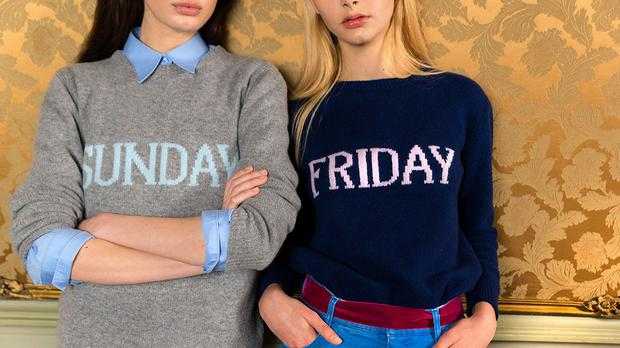 We Found A 13 Version Of The 440 Day Of The Week Jumpers Every