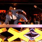 The moment Jason accidentally pushed his golden buzzer on Ireland's Got Talent