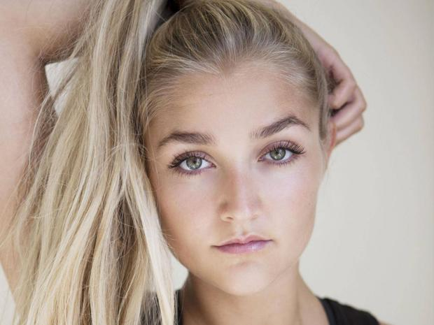 Louella Michie, the daughter of former Coronation Street and Taggart star John Michie, who died at Bestival PA