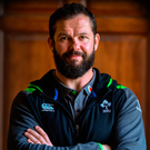Defence coach Andy Farrell. Photo: Sportsfile