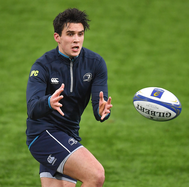 Joey Carbery is blessed with a natural footballing intellect. Photo: Sportsfile