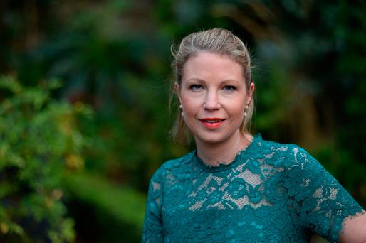 Emma Hannigan has been told her breast cancer is terminal Photo: Caroline Quinn