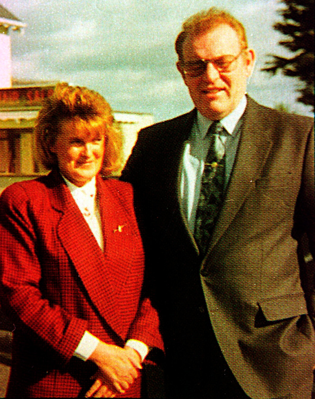 Catherine Nevin was found guilty in 2000 of murdering her husband, Tom, at the pub they owned