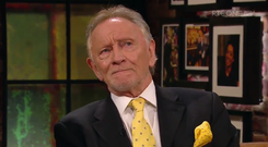 Phil Coulter on last night's Late Late Show. Photo: RTE