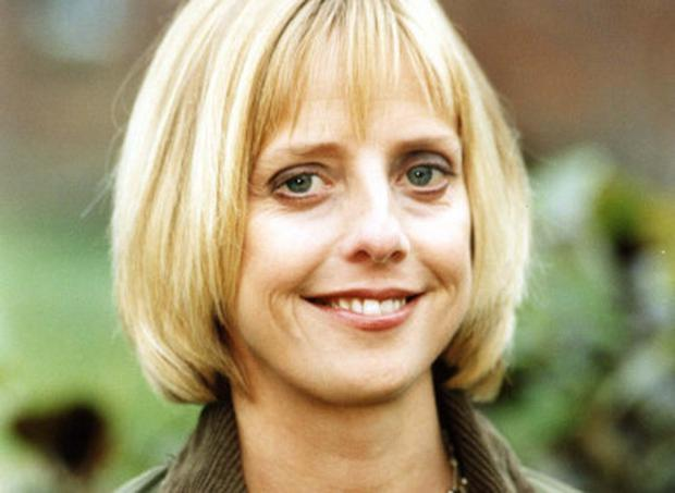 Emma Chambers Photo: PA Archive