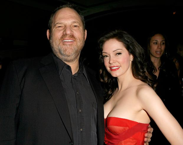 Exposing a monster: Rose McGowan told the world she was raped by Harvey Weinstein prompting the #metoo campaign