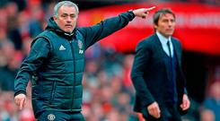 It was so much simpler when Jose Mourinho was reinventing the manager's job in 2004, giving his players the kind of freedom and praise that they had never had before. Photo: Nick Potts/PA Wire.