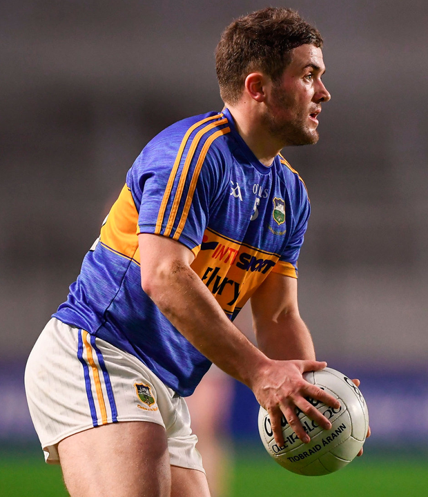Tipperary's Bill Maher. Photo: Stephen McCarthy/Sportsfile