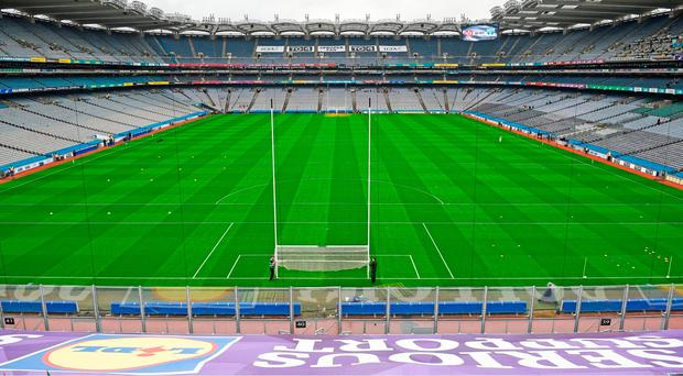 A big day in Croke Park is out of reach for many football and hurling teams