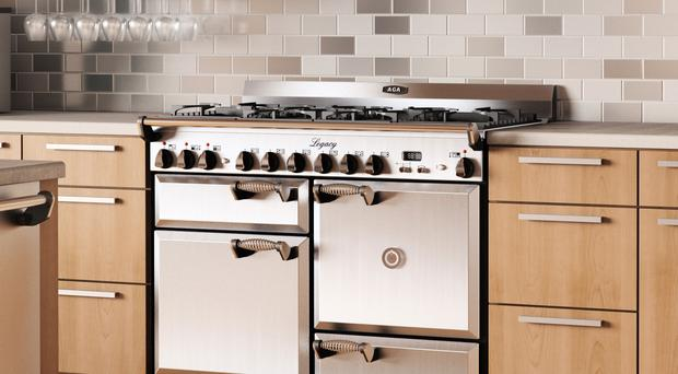 Originally invented in 1922 by the Nobel Prize-winning Swedish physicist Gustaf Dalén, Aga cookers were imported to Britain in 1929 and were manufactured there under licence in the early 1930s. The cast-iron parts were cast at the Coalbrookdale foundry in the 1940s, where they were still made by the Aga Rangemaster Group until November 2017.