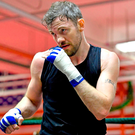 Andy Lee is someone who conducted himself in and out of the ring with huge nobility. Photo: Ramsey Cardy/Sportsfile