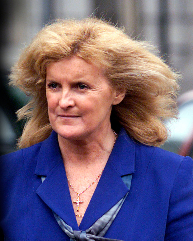 Catherine Nevin. Picture: Collins
