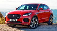 Sleek: The E-Pace is chic, sophisticated and handsome, but falls short at delivering the kind of refinement that appeals to Jaguar's core buyers.