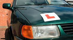 L plates: Learning process