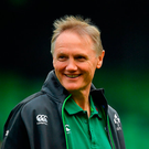 Ireland head coach Joe Schmidt Photo: Brendan Moran/Sportsfile