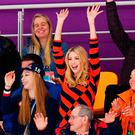 "DIPLOMACY PUT ON ICE: As Ivanka Trump watched the speed skating during her visit to South Korea for the closing ceremony of the Winter Olympics, China's foreign ministry issued a demand that Donald Trump stop enacting unilateral sanctions against Chinese entities and individuals. Beijing intervened after the US said it was imposing its largest package of sanctions to pressure North Korea. China has lodged ""stern representations"" with the US over sanctions, whose targets include shipping and energy firms in mainland China, Hong Kong, Taiwan and Singapore. China ""demands the US side immediately stops such relevant mistaken actions to avoid harming bilateral co-operation in the relevant area"", the ministry said."