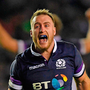 Stuart Hogg of Scotland