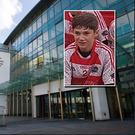 Aodhán O'Connchuhair (14) died at Cork University Hospital (CUH) on Saturday evening just three days after being injured during a schools Gaelic football match in Kerry.