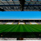25 February 2018; A general view of Nowlan Park prior to the Allianz Hurling League Division 1A Round 4 match between Kilkenny and Tipperary at Nowlan Park in Kilkenny. Photo by Brendan Moran/Sportsfile