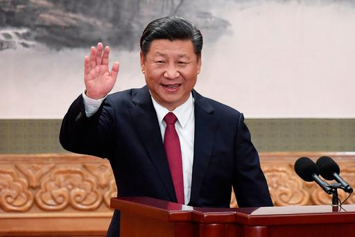 Chinese President Xi Jinping is determined to stay in control. Photo: AFP/Getty Images