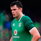 James Ryan: Humbling experience. Photo: Sportsfile