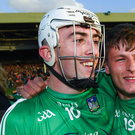 Man of the match Aaron Gillane Photo by Stephen McCarthy/Sportsfile