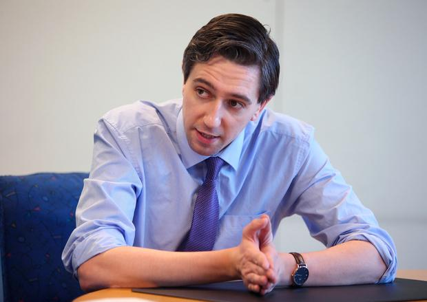 Complex issues: Health Minister Simon Harris. Photo: Damien Eagers