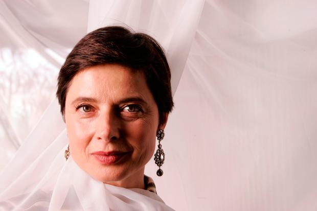 Isabella Rossellini poses for a portrait at the Toronto International Film Festival September 13, 2005 in Toronto, Canada. (Photo by Carlo Allegri/Getty Images)