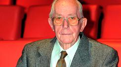 File photo dated 20/09/00 of British filmmaker Lewis Gilbert, who has died aged 97. Photo: William Conran/PA Wire
