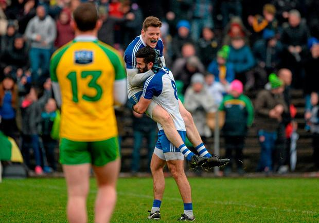 Conor McManus has been part of Monaghan's successful start. Photo: Dáire Brennan/SPORTSFILE