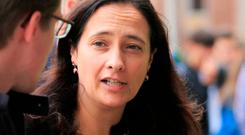 Catherine Martin is overseeing survey of working conditions