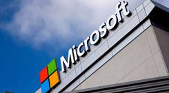 The case started with a 2013 warrant obtained by US prosecutors for emails of a suspect in a drug-trafficking investigation that were stored on Microsoft computer servers in Dublin. Photo: Reuters