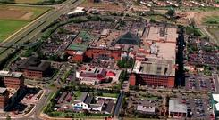 US private equity giant Oaktree has completed its acquisition of the Square shopping centre in Tallaght