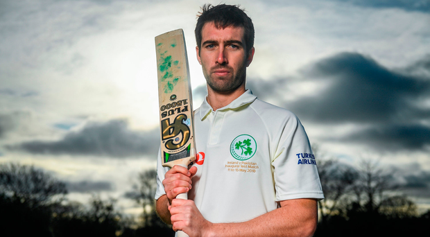 Andrew Balbirnie is hoping to finally be in a place to deliver on his huge potential. Photo: Sportsfile