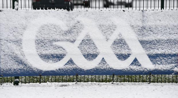 Storm Emma: Fifth round of Allianz League games have been postponed