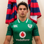 Ireland, Leinster and former Clontarf star Joey Carbery features in official Ireland kit supplier, Canterbury's Rising Strength video series. Photo: INPHO