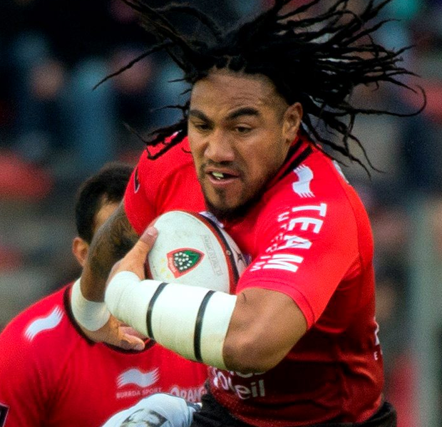 Ma'a Nonu. Photo: AFP/Getty