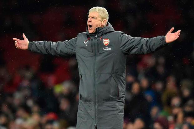 Arsene Wenger still insisting he is the right man to revive Arsenal despite their latest hammer blow