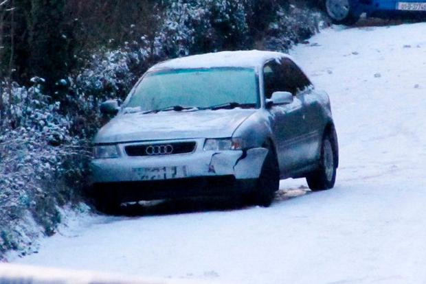 Transport Minister Shane Ross urged people not to take unnecessary journeys. Photo: Colin Keegan