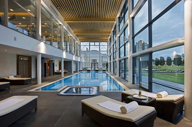 Castlemartyr Spa & Golf Resort hotel in Co Cork