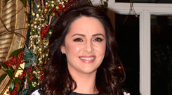 Grainne Seoige was supposed to host the People of the Year Awards this evening. Photo: VIPIreland.com