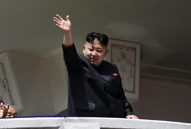 Current North Korean leader Kim Jong-un. (Stock photo)