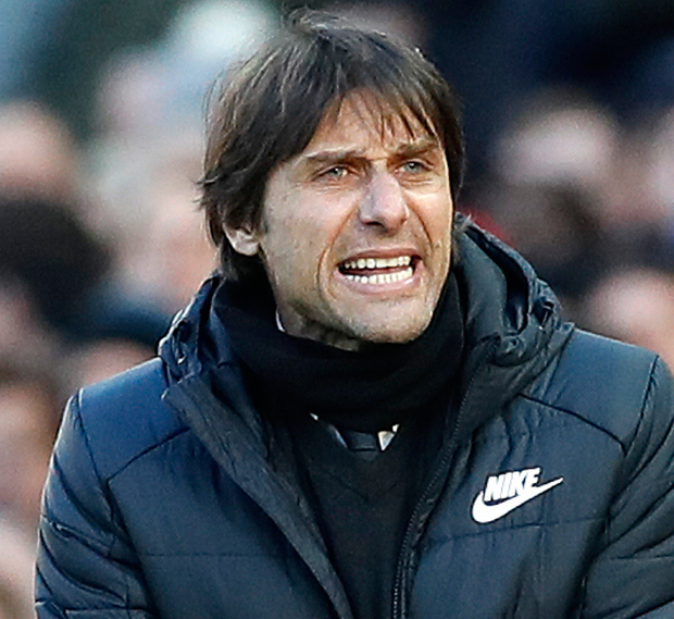 Conte: Unhappy with board