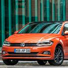 UPHILL STRUGGLE: The new VW Polo's small engine found steep climbs difficult to handle