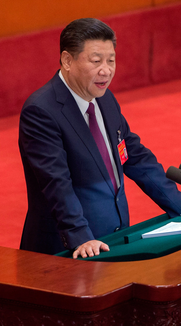 Chinese President Xi Jinping has cracked down on financial risks. Photo: Getty Images
